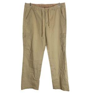 Venezia Khaki Pants